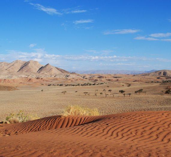 Escapades en Namibie: 3 destinations originales pour se ressourcer